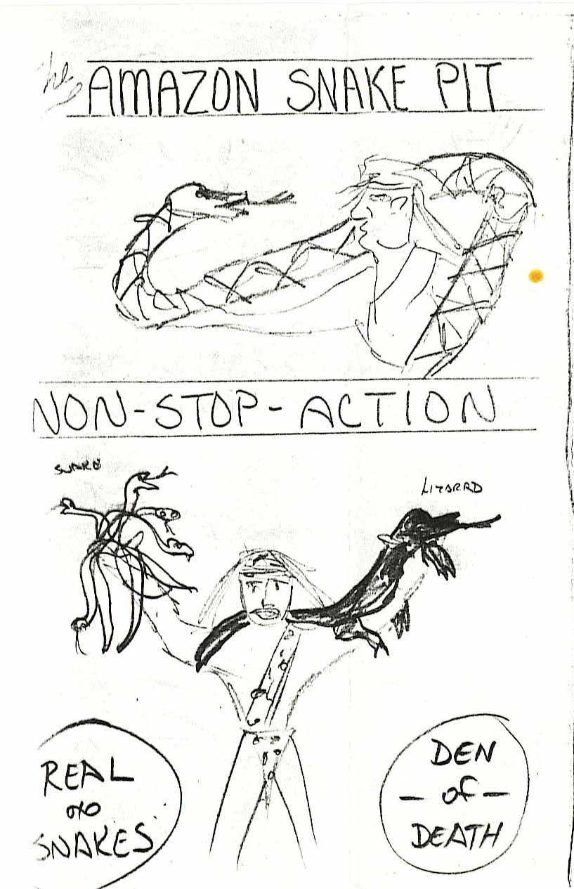 The Showmen Action
