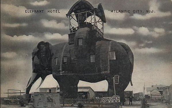a history of lucy the elephant by james v lafferty Lucy the elephant login for lucy began in 1881 as a publicity gimmick for james v lafferty.
